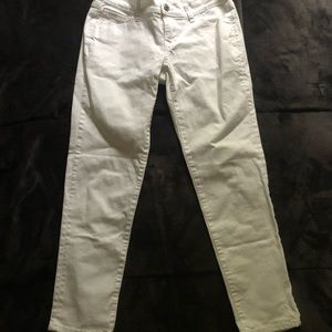 Old Navy white Skinny Jeans
